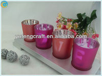 LOVE tealight holders with tray