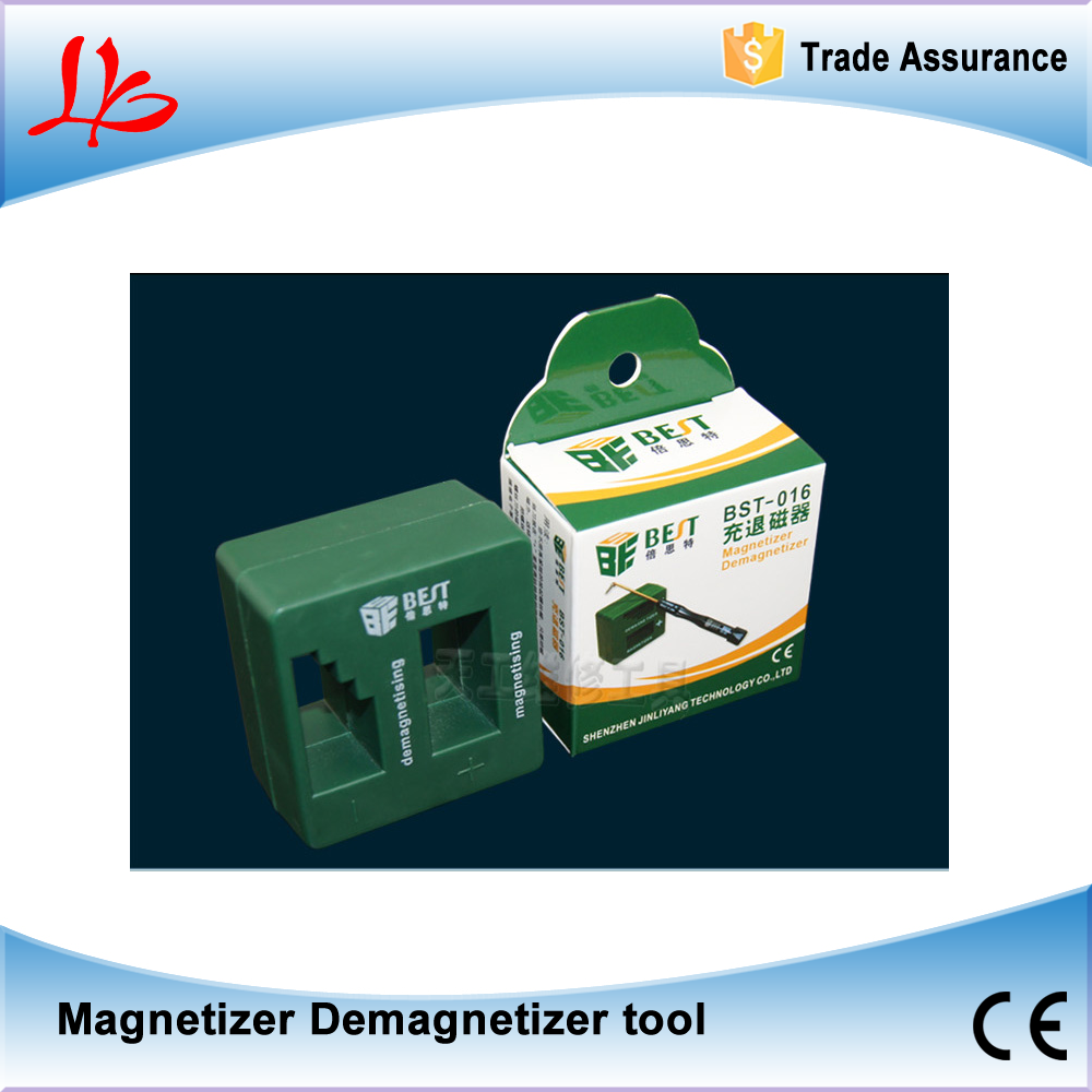 Magnetizer Demagnetizer Tool for Screwdriver or other appliances