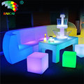 Outdoor Nightclub led light sofa led sofa
