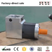 Right Angle Planetary Reduction Gearbox for Paper Feeder