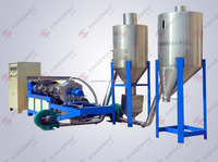 Plastic Granulating and recycling machine Equipment for Sale with pvc or film