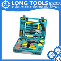 Complete auto household metal cartridge emergency mini tool set