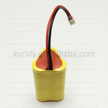 AA x3 1000mAh 3.6V Ni-Cd Rechargeable Battery Pack with Male plug