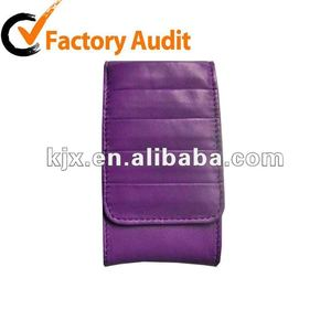 innovative waterproof leather mobile phone accessory