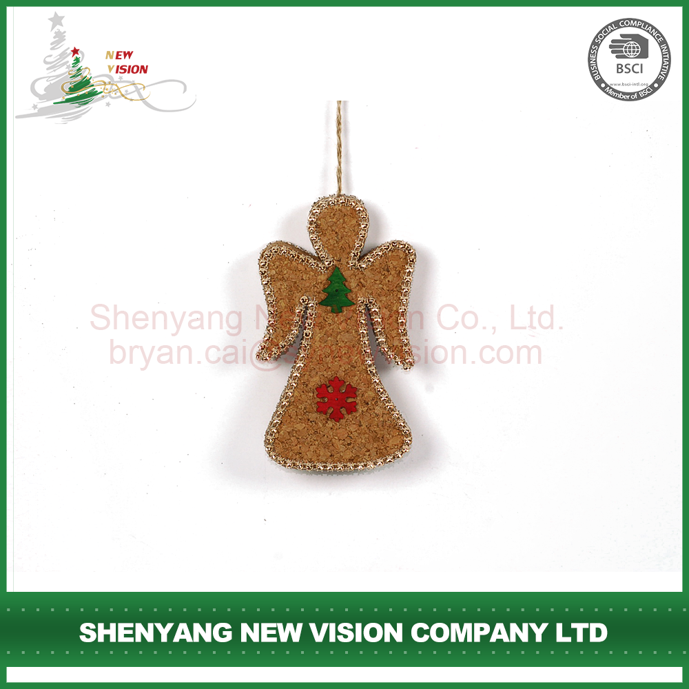 BSCI Supplier Christmas Hanging Tree Ornament