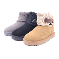 Real Sheepskin Winter Waterproof Cheap And