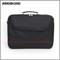 15 Inch Simple 600D Cheap Fashion Fancy Laptop Bag Man