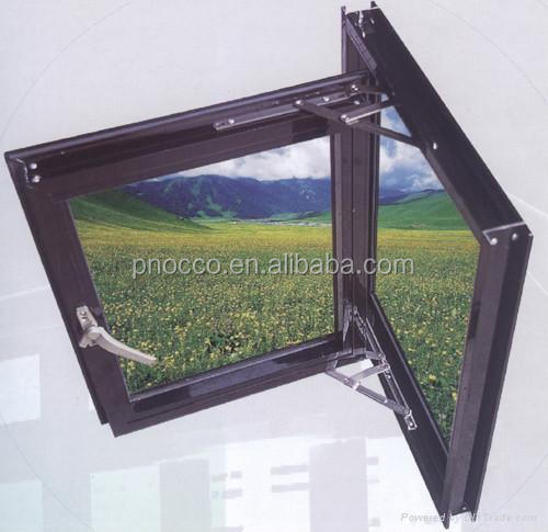 70 series Australian Standard broken bridge aluminum casement window PNOC110705LS