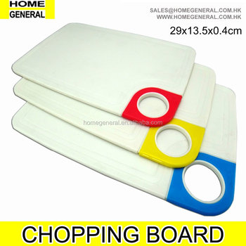 PLASTIC CHOPPING BOARD, CHOPPING BOARD WITH HANDLE, CUTTING BOARD, CHEAP CUTTING, CUTTING MAT, 2016 HK