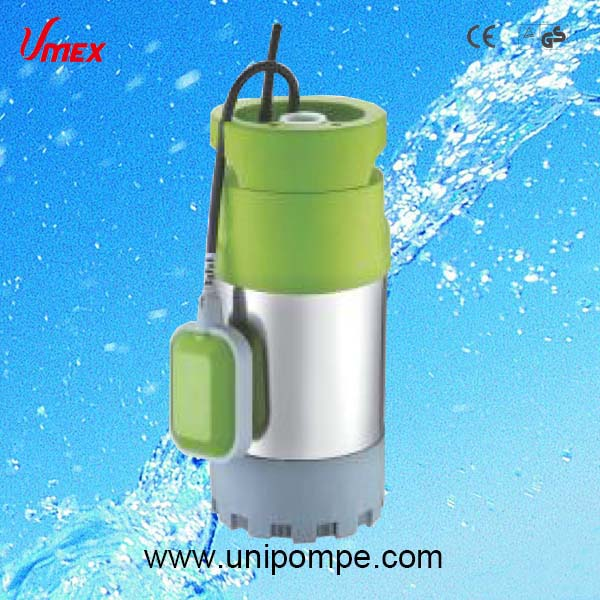 2017 HOT SALE Plastic submersible multistage electric pump