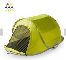 2 Man Single Layer Fast Open Outdoor Pop Up Tent