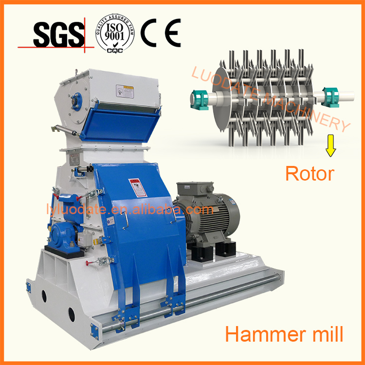 Grinding machine Electric Siemens Motor Corn Grinding/wheat grinding machine Machine For Animal Feeds