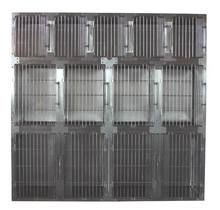 KA-509 Stainless Steel Professional Modular Dog Kennels System/Dog Crate