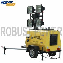 Mobile Light Tower Generator Set--RPLT6800