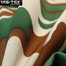 Camouflage printed polyester bonded polar fleece softshell bonding fabric