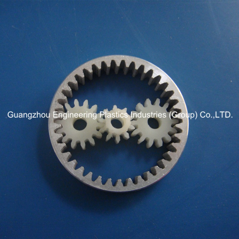 High precision self lubrication plastic internal gear nylon internal gear ring