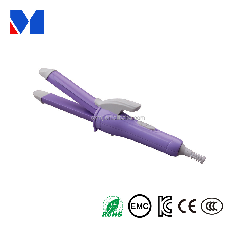 MINI 2 IN 1 hair straightener