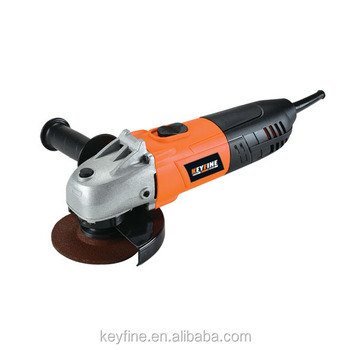 PRODUCE HIGH QUALITY POWER TOOLS 115MM/125MM 600W ANGLE GRINDER MACHINE WITH CE CERTIFICATE