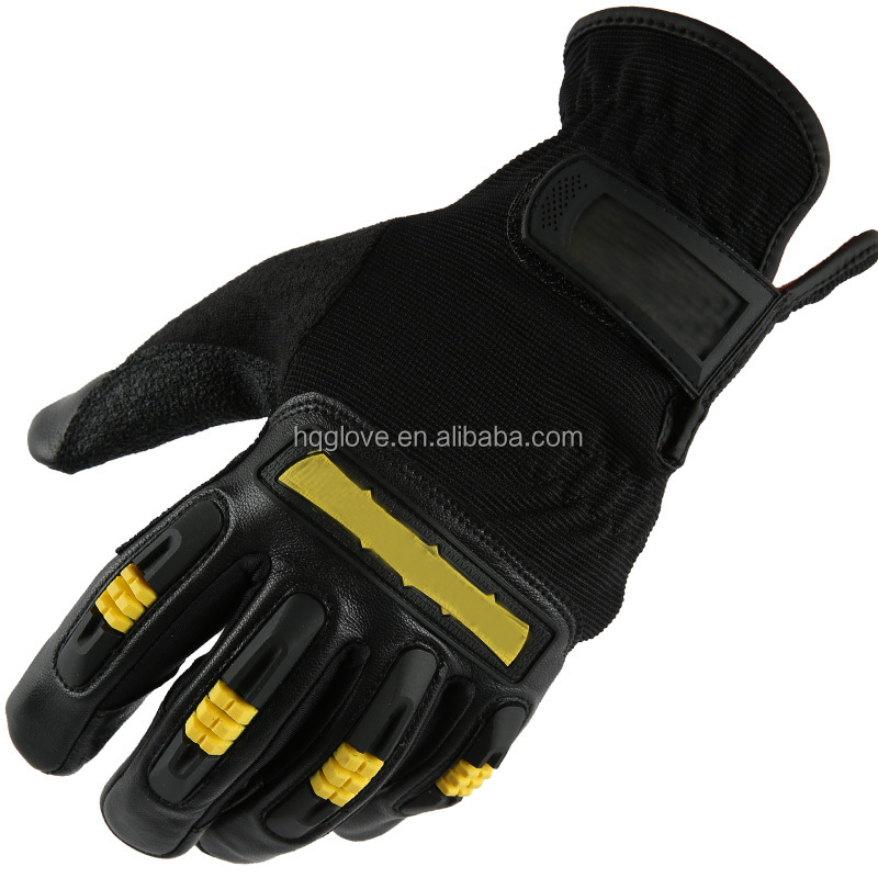 hand protection favorable high quality flexible durable tactical gloves