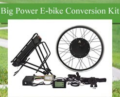 Electric Bicycle Wheel Kit