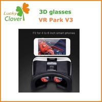 2016 Hot Selling Polarized 3D Glasses Recyclable Matterials Vr Box With Remote
