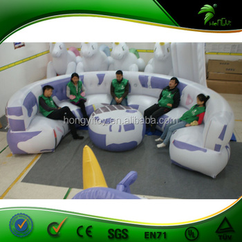 Very cheap high quality inflatable sofa couch inflatable for Cheap quality couches
