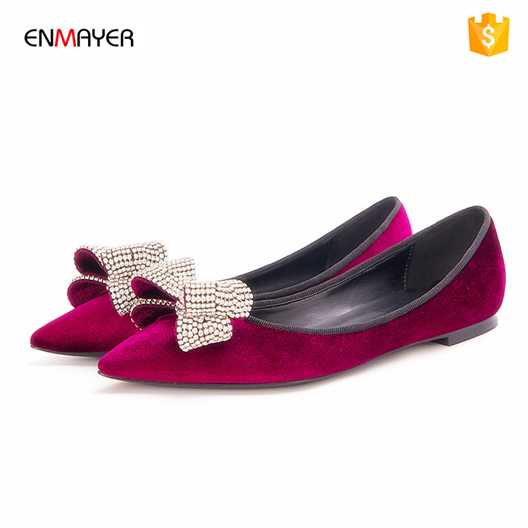 hot sale custom brand fashion casual fancy lady woman shoe pictures of women flat shoes
