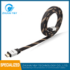 certified cable supplier 1.8m 2m 10m high speed hdmi cable support 3D