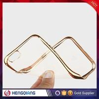 Wholesale mobile phone accessories for iphone 5 protective pu tpu clear case