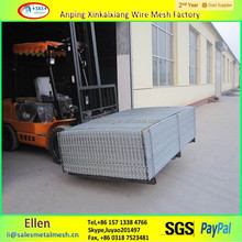 China welded wire mesh panels/welded wire fence/wire welded cattle panels