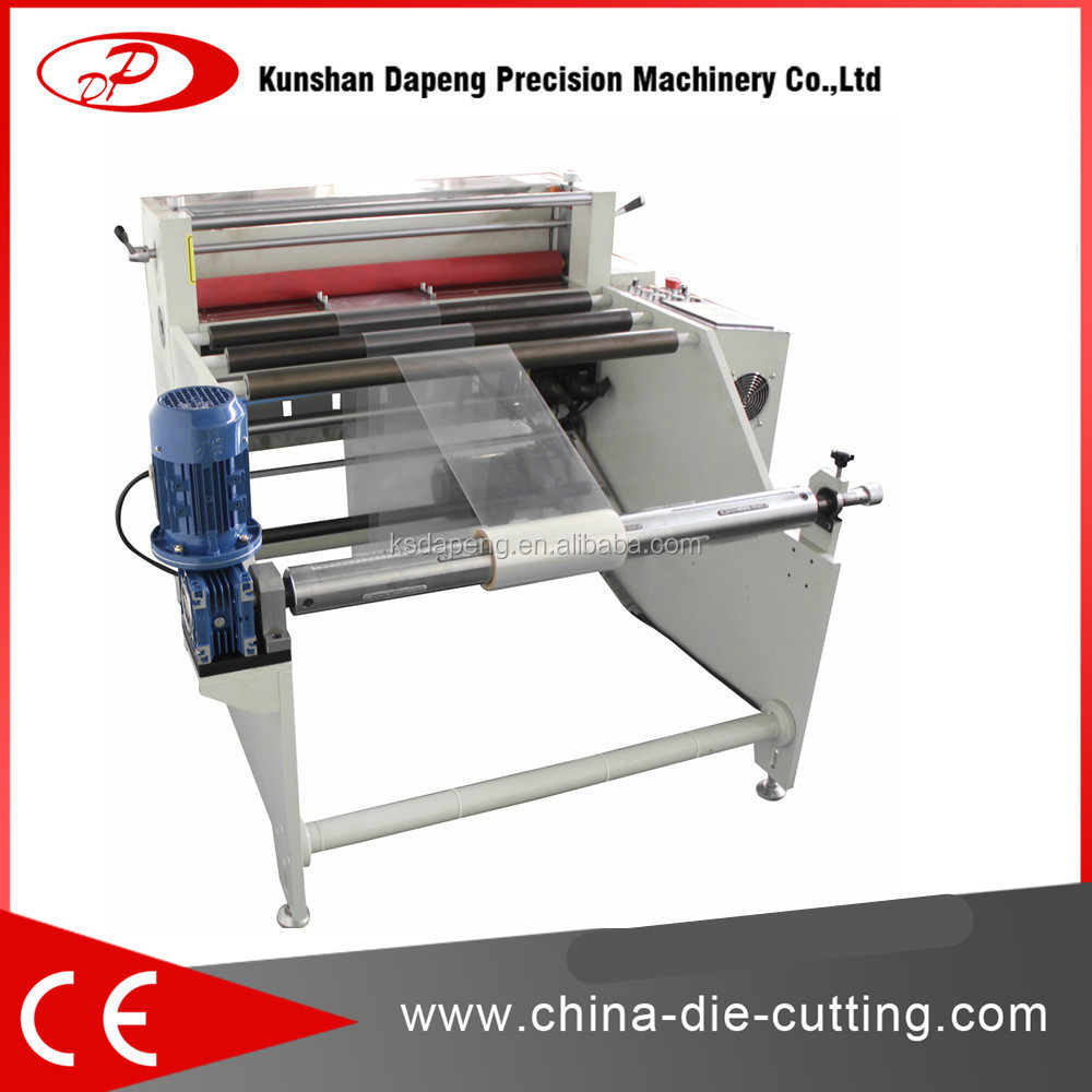 automatic precision pp sheet cutting machine