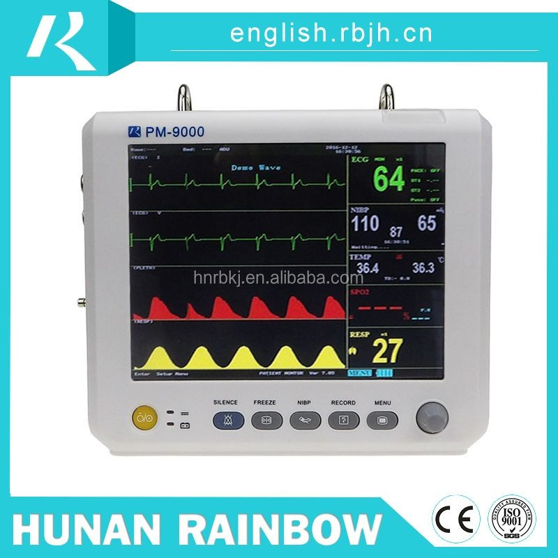 Price custom crazy selling universal 8 inch patient monitor
