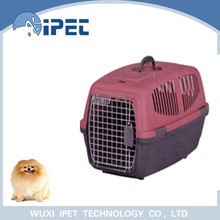 Eco-friendly 4 sides small sized pet crate cage