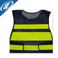 Gourd shape reflective clothes on reflective vest reflective safety clothing traffic reflective vest