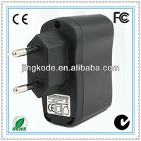 10W balck wall charger adapter usb 3.0 to usb 2.0 made in china