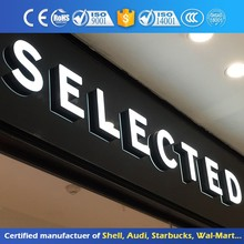 CE and UL Certified LED Channel Letter
