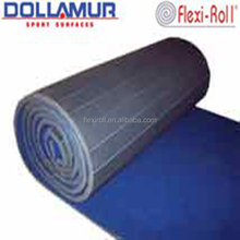 Dollamur gymnastics equipment/flexi connect mat/Standard and rhythmic gymnastics carpet