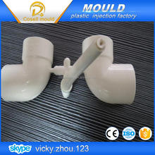 pipe mill rolls mold/plastic irrigation pipe mould/pp 90 degree threaded elbow mould