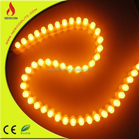 Side light 5MM Dip LED Strip Waterproof Silicon Tube