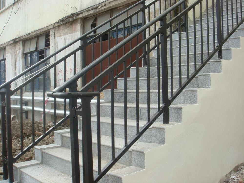 Rustproof Wrought Iron Railings Metal Railing Outdoor Stairs Buy Wrought Ir
