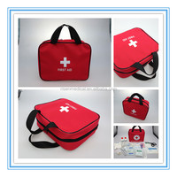 2017 CE ISO FDA Approved OEM Medical First Aid Kit For Car