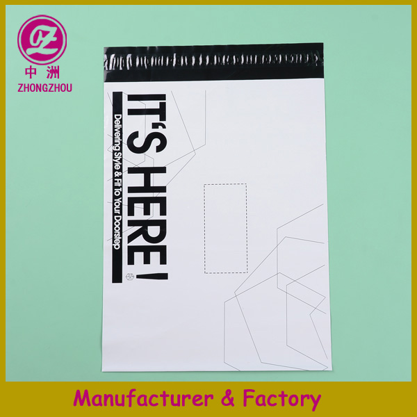 Guangzhou factory direct sell self adhesive waterproof mailing bag, waterproof poly mailer envelope, silver poly mailer bags