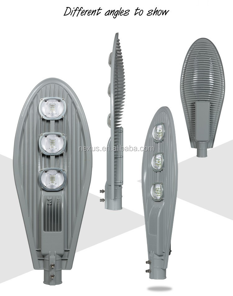 High Power Outdoor IP65 Waterproof 50w LED Street Light