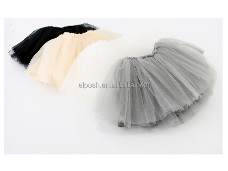 In Stock Girl's Party Outfit Cutest Ballerina Tutu Skirt