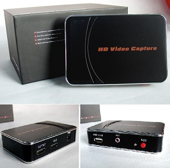 1080p hdmi video capture hd game grabber with MIC input ezcap280HB