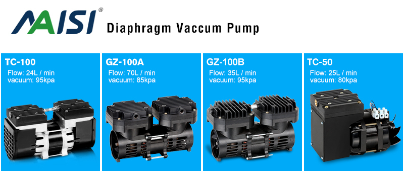 Medical Micro Pump 35L/M, -0.95BAR