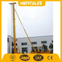 Cfg Drill and Diesel Hammer Dual-Use Pile Driver