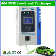 SET450-40B portable green ev fast charger for long distance travel by ev