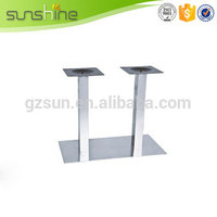 New arrival Crazy Selling base cast iron table leg furniture