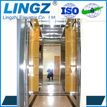6 persons small machine room building elevator with German technology